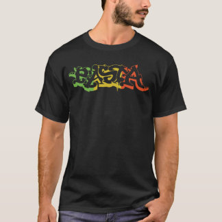 Graf Shirt de Rasta Camiseta