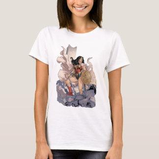 Gráfico cómico de la cubierta #13 de la Mujer Camiseta