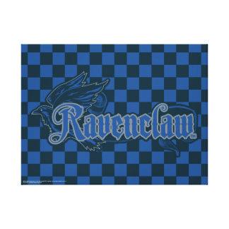 Gráfico de Harry Potter el   Ravenclaw Eagle Impresión En Lienzo