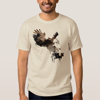 Gráfico de la camisa de las presas de Eagle