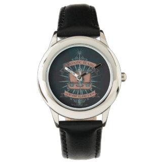 Gráfico de la cartera del Newt fantástico de las Reloj De Pulsera