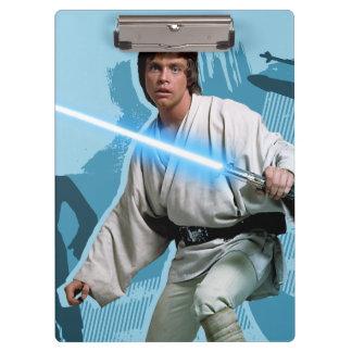 Gráfico de la silueta de Lucas Skywalker