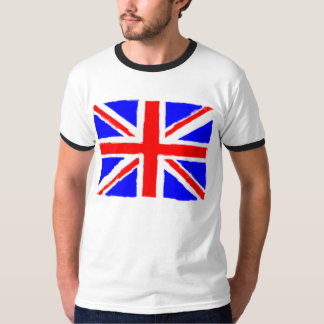 Gráfico de Union Jack Camiseta
