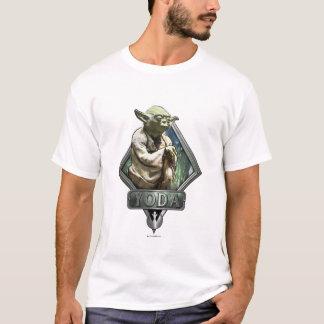 Gráfico de Yoda Camiseta