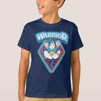 Gráfico del guerrero de la Mujer Maravilla Camiseta
