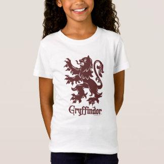 Gráfico del león de Harry Potter el | Gryffindor Camiseta