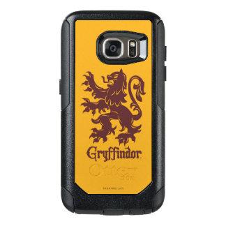 Gráfico del león de Harry Potter el | Gryffindor Funda Otterbox Para Samsung Galaxy S7
