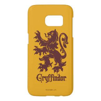 Gráfico del león de Harry Potter el | Gryffindor Funda Samsung Galaxy S7