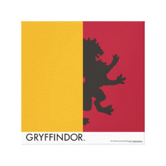 Gráfico del orgullo de la casa de Harry Potter el Impresión En Lienzo