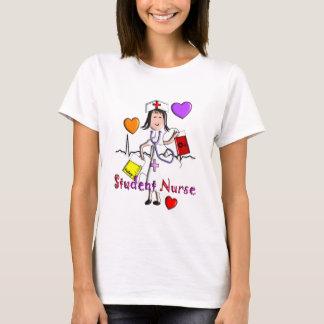 Gráficos únicos de los regalos 3D de la enfermera Camiseta