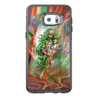 Grafiti Madonna Funda OtterBox Para Samsung Galaxy S6 Edge Plus
