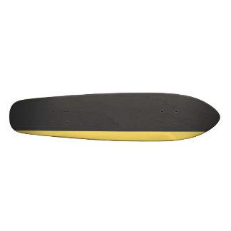 Grafito Longboard amarillo Tablas De Skate