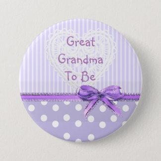Gran abuela a ser botón de la fiesta de bienvenida