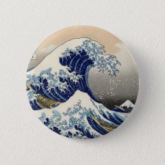 Gran botón de la onda