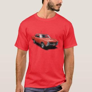 Gran camisa americana de la encuesta del rojo GTO