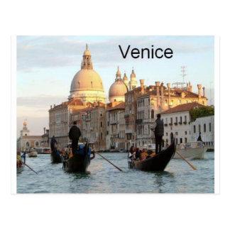 Gran Canal de Italia Venecia St K Postal
