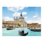 Gran Canal, postal de Venecia