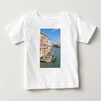 Gran Canal, Venecia, Italia Camiseta De Bebé