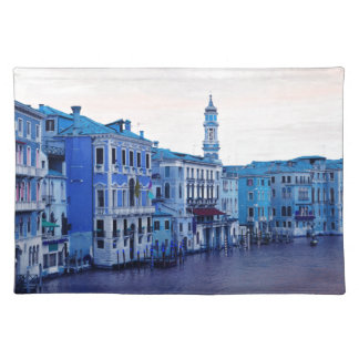 Gran Canal, Venecia, Italia Salvamanteles