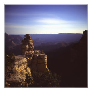Gran Cañón bajo claro de luna Arte Fotográfico