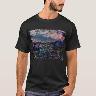 Gran Cañón brillante de Seminegative por KLM Camiseta