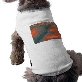 Gran Cañón Camiseta De Mascota