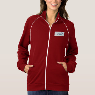 Gran chaqueta de las señoras de Roadies