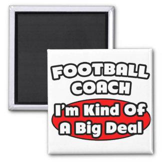 Gran cosa del entrenador de fútbol… iman de nevera