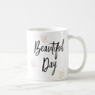 Gran día taza de café