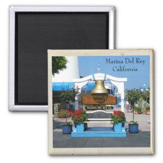 ¡Gran imán de Marina Del Rey!