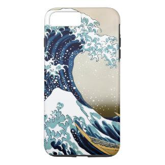 Gran onda de alta calidad de Kanagawa por Hokusai Funda iPhone 7 Plus