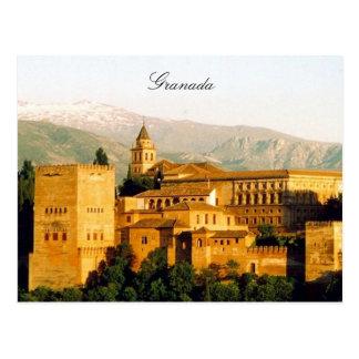 Granada Alhambra Postales
