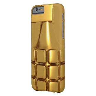 Granada de mano de oro funda de iPhone 6 barely there