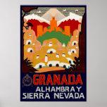 Granada España Posters