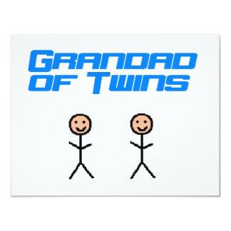 grandad de gemelos comunicado