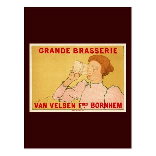 Grande Brasserie Van Velsen Postal