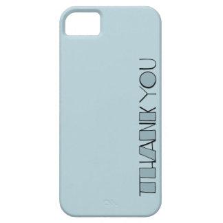 Grande gracias el iPhone azul 5 de la casamata ID™ iPhone 5 Coberturas