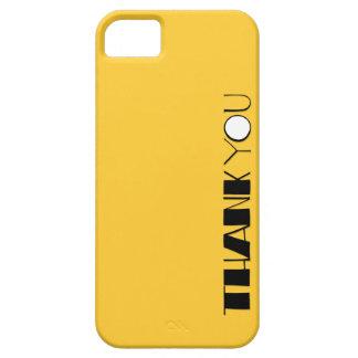 Grande gracias el iPhone negro 5 de la casamata iPhone 5 Protectores