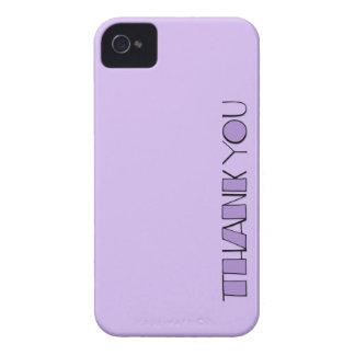 Grande gracias el iPhone púrpura 4 4S de la casama iPhone 4 Cobertura