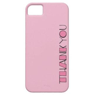 Grande gracias el iPhone rosado 5 de la casamata iPhone 5 Cárcasas