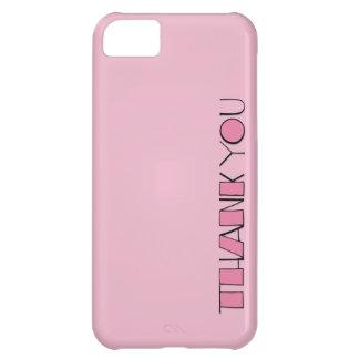 Grande gracias el iPhone rosado 5 de la casamata I