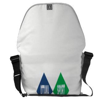 Grande Messenger Bag OTTAWA DEPORTE Bolsas Messenger