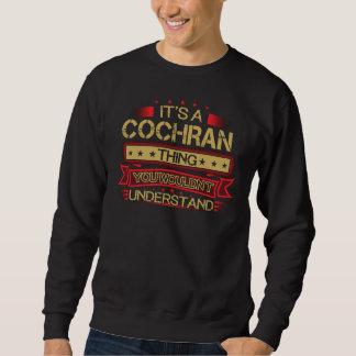 Grande ser camiseta de COCHRAN