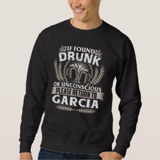 Grande ser camiseta de GARCÍA