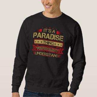 Grande ser camiseta del PARAÍSO