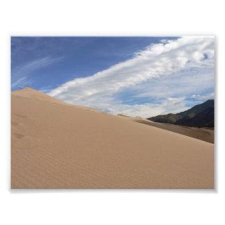 Grandes dunas de arena, Colorado Foto
