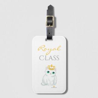 Grandes gatitos británicos - etiqueta blanca linda