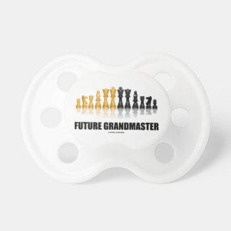 Grandmaster futuro (juego de ajedrez reflexivo) chupetes