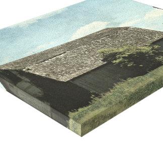Granero de Kalona Lienzo