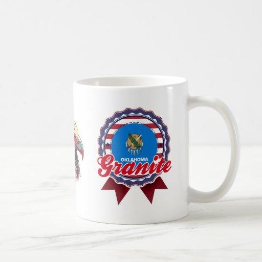 Granito, AUTORIZACIÓN Tazas De Café